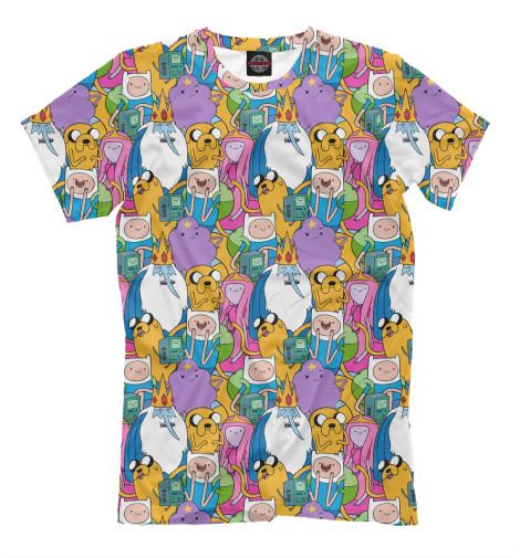 Купить Мужская футболка AdventureTime ADV-853974-fut-2