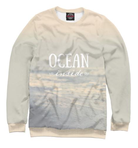 Свитшот Print Bar Океан внутри билеты океан эльзы одесса