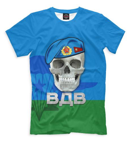 Мужская футболка Голубые береты