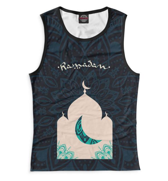 Купить Майка для девочки Рамадан ISL-976275-may-1