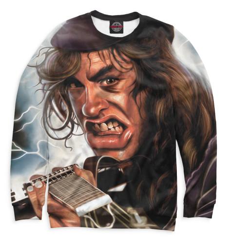 Мужской свитшот AC/DC