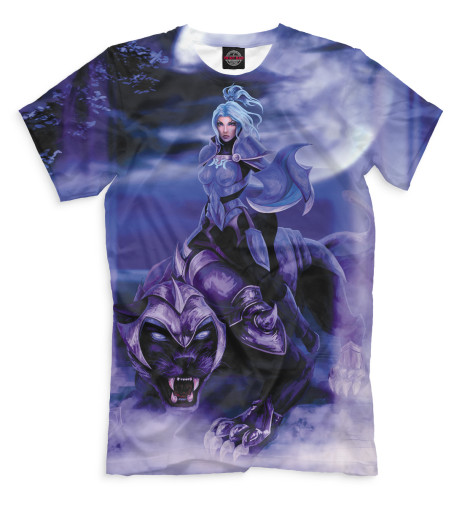 Мужская футболка Luna