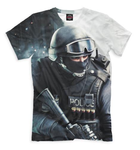 Мужская футболка Counter-Strike