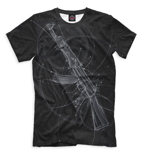 Купить Мужская футболка АК-47 HIP-668867-fut-2