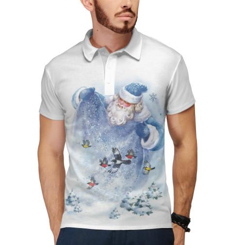 Купить Поло для мальчика Дед Мороз NOV-520560-pol-2