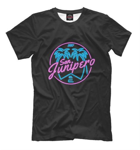 Купить Мужская футболка San Junipero SOT-674253-fut-2