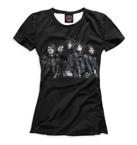 Женская футболка Black Veil Brides