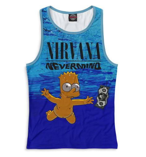 Купить Майка для девочки Nevermind NIR-635320-mayb-1