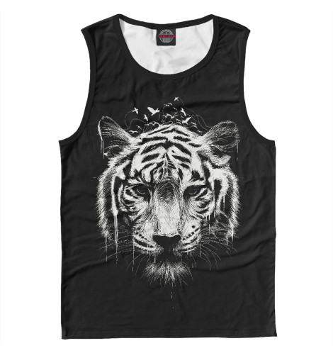 Майка Print Bar Тигр