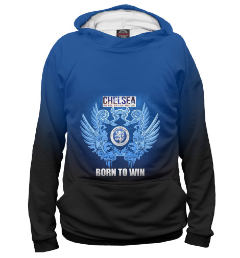 Худи Print Bar Chelsea - Born to win майка борцовка print bar chelsea born to win