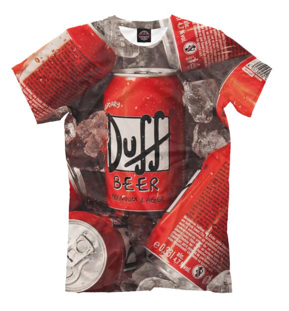 Купить Футболка для мальчиков Duff Beer SIM-784639-fut-2
