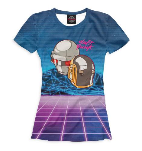Купить Футболка для девочек Daft Punk DFP-526325-fut-1