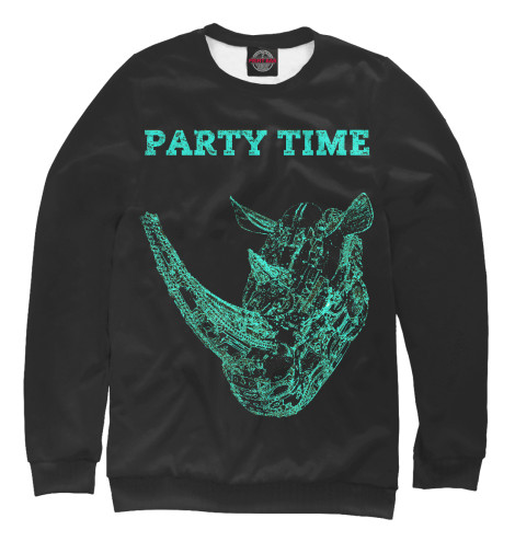 Свитшот Print Bar PARTY TIME тостер ariete 186 party time red