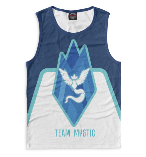 Купить Майка для мальчика Team Mystic PKM-128626-may-2