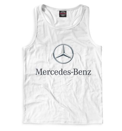 Мужская майка-борцовка Mercedes-Benz
