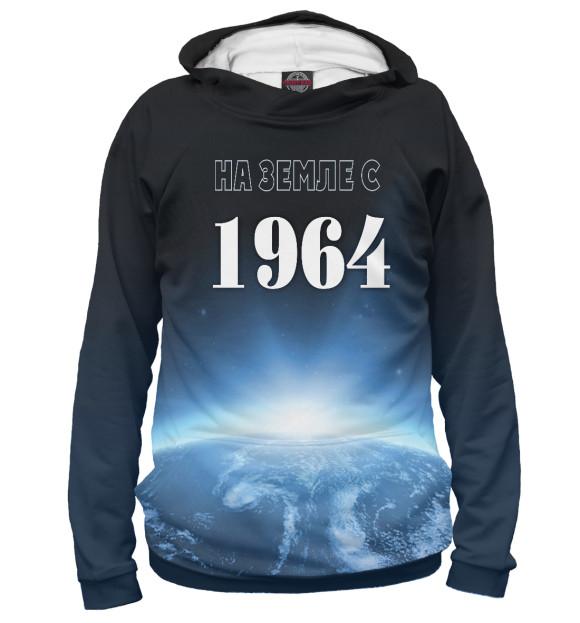 Купить Худи для девочки На Земле с 1964 DHC-512631-hud-1