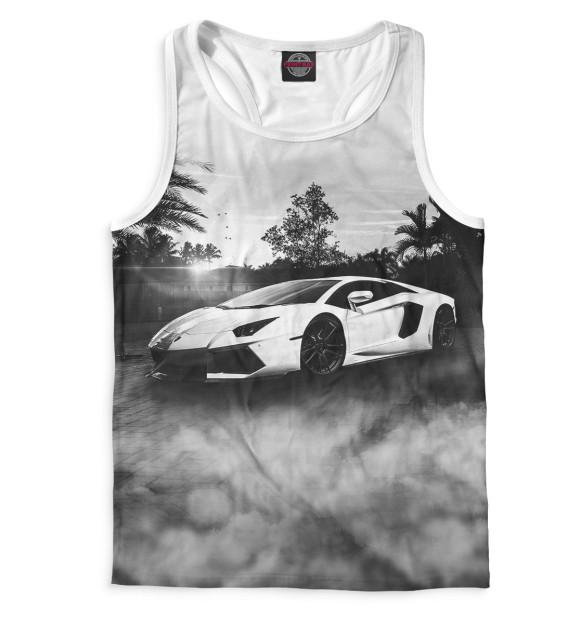 Купить Мужская майка-борцовка Lamborghini SPC-609314-mayb-2