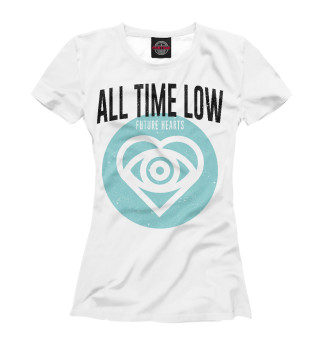 Женская футболка All Time Low