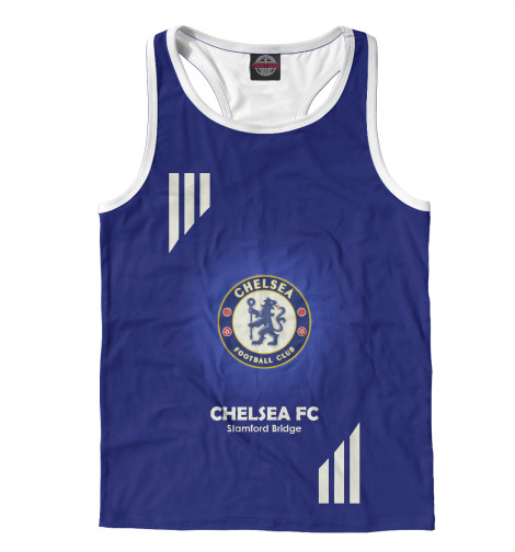 Купить Мужская майка-борцовка FC Chelsea CHL-796077-mayb-2