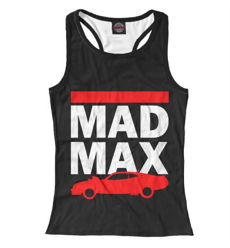 Майка борцовка Print Bar Mad Max худи print bar mad max page 3