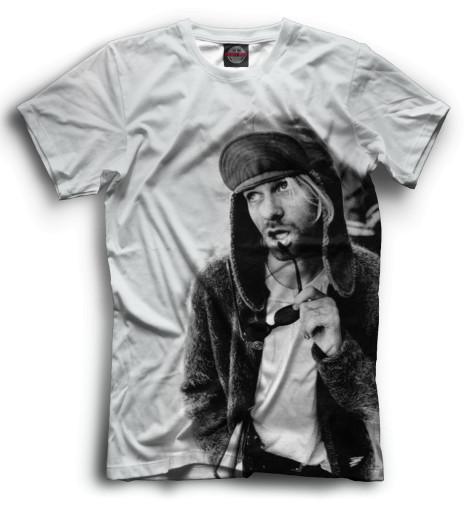 Мужская футболка Kurt Cobain