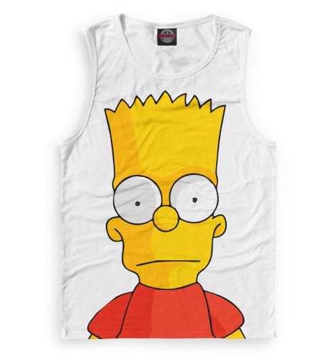 Мужская майка Барт