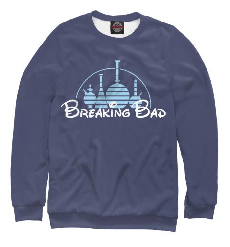 Свитшот Print Bar Breaking Disney футболка рингер printio breaking disney