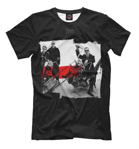 Купить Мужская футболка Spirit Tour DPM-594551-fut-2