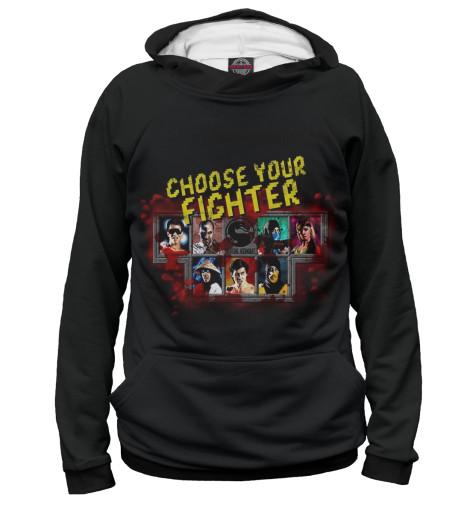 Худи Print Bar Choose Your Fighter футболка print bar choose your fighter
