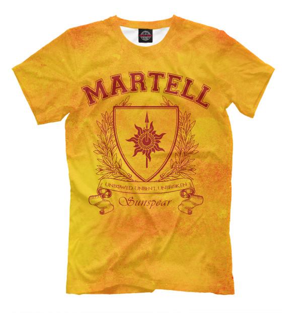 Купить Мужская футболка Дом Мартеллов IGR-613862-fut-2
