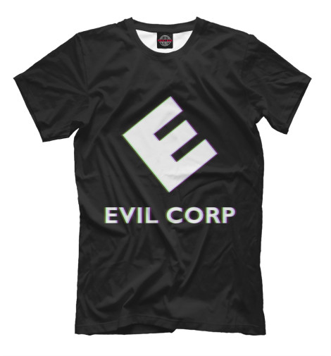 Купить Мужская футболка Evil Corp MRR-557371-fut-2
