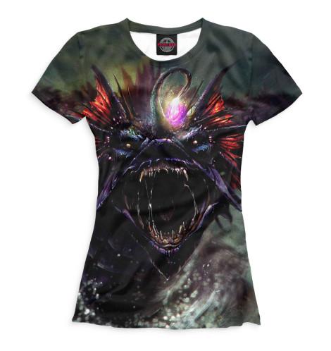 Женская футболка Slardar