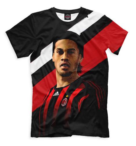 Мужская футболка Рональдиньо