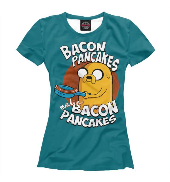 Футболка для девочек Bacon Pancakes ADV-306256-fut-1  - купить со скидкой