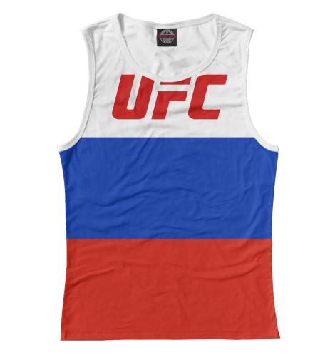 Майка Print Bar UFC RUSSIA ufc 2 ps4