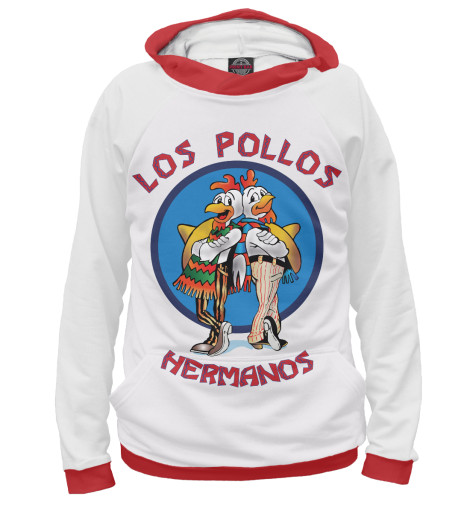 Худи Print Bar Los Pollos Hermanos чехол для iphone 6 глянцевый printio los pollos hermanos breaking bad