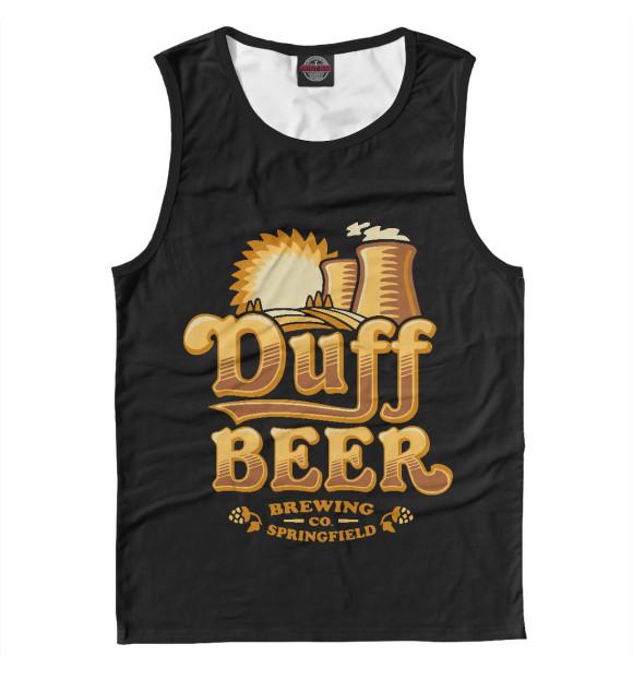 Купить Майка для мальчика Duff SIM-516854-may-2