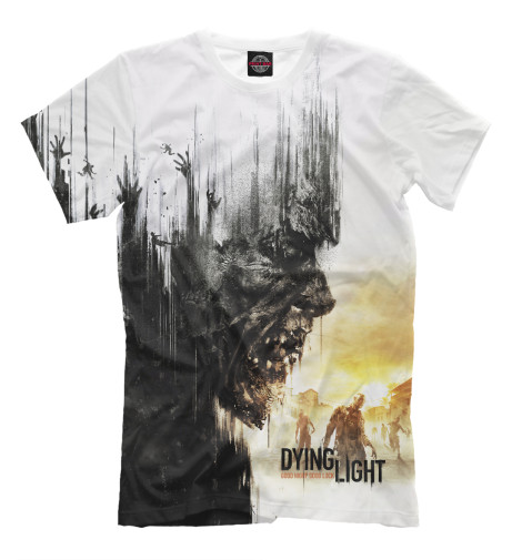 все цены на  Футболка Print Bar Dying Light  онлайн
