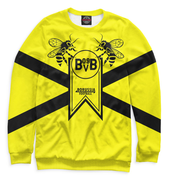 Купить Мужской свитшот Borussia BRS-891719-swi-2