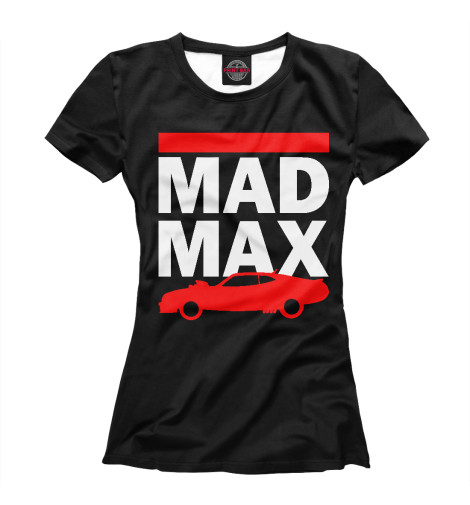 Футболка Print Bar Mad Max худи print bar mad max page 5
