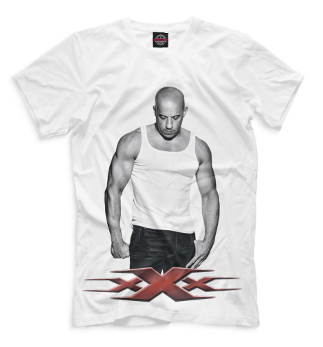 Купить Мужская футболка Три Икса XXX-677018-fut-2