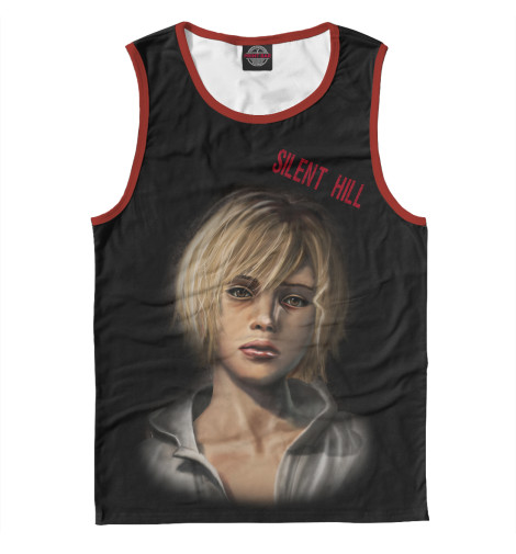 Майка Print Bar Heather Mason (Silent Hill) футболка print bar heather mason silent hill