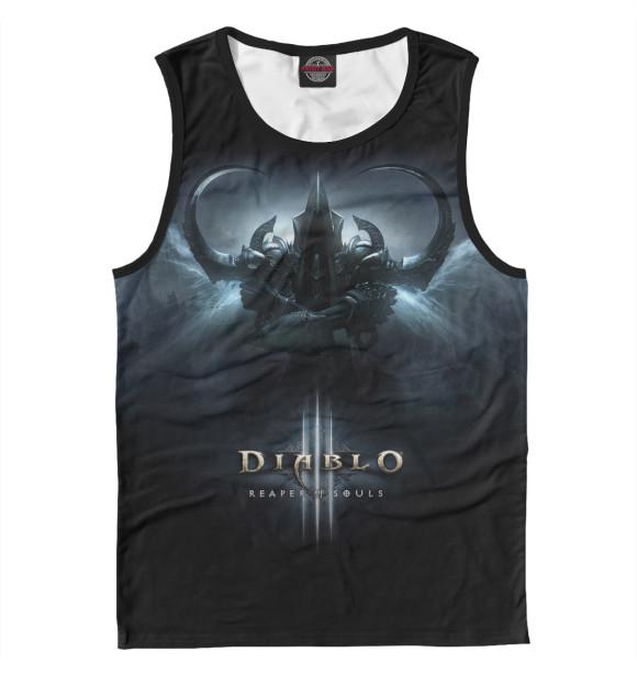 Купить Мужская майка Diablo III DIO-804126-may-2