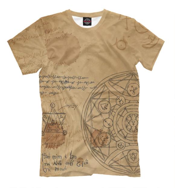 Мужская футболка Alchemy APD-955067-fut-2  - купить со скидкой