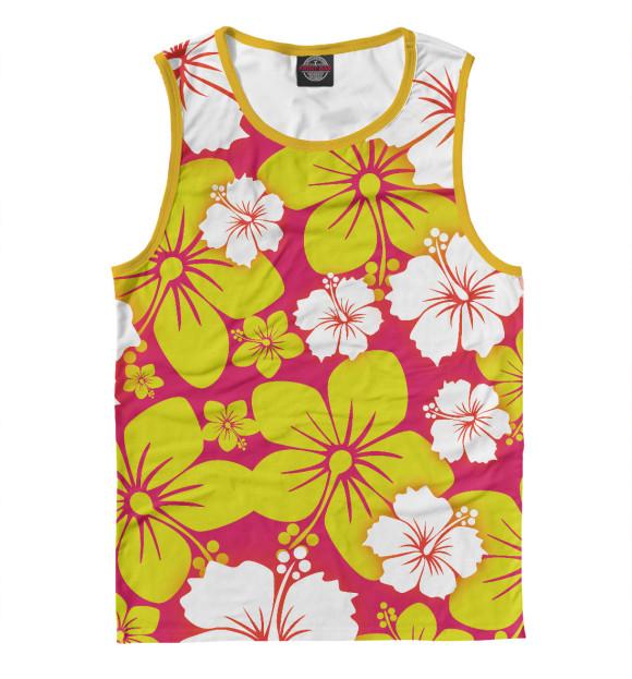 Купить Майка для мальчика Цветочный CVE-226060-may-2