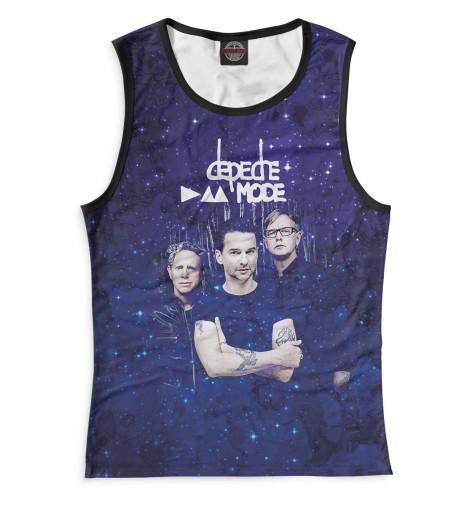 Майка Print Bar Depeche Mode майка борцовка print bar depeche mode