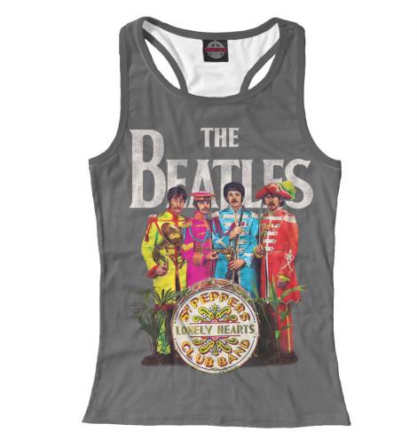 Майка борцовка Print Bar The Beatles майка борцовка print bar the beatles