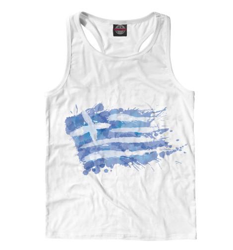 Купить Майка для мальчика Греческий флаг Splash CTS-862090-mayb-2