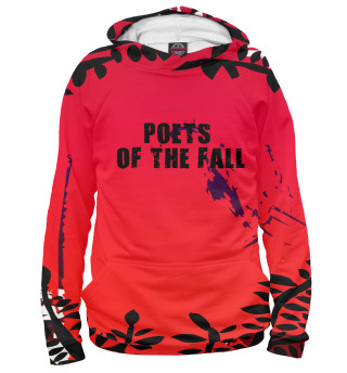 Женское худи Poets of the fall