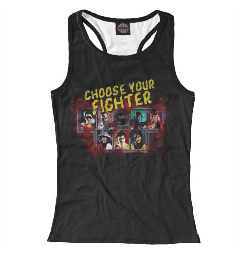 Майка борцовка Print Bar Choose Your Fighter футболка print bar choose your fighter